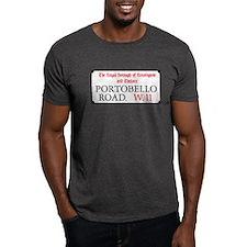 Portobello Road, London T-Shirt