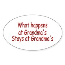 What Happens At Grandma's Stays At Grandma's Stick
