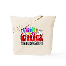 Groovy Grandma Tote Bag