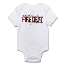 My Father-in-law My Hero - Fire Dept Infant Bodysu