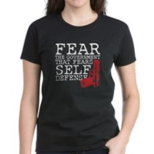 Fear The Government Tee