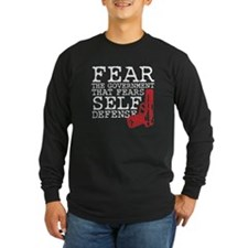 Fear The Government T