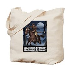 """""""Socialists Are Coming"""" Tote Bag"""