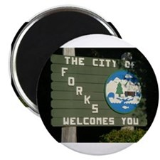 CITY OF FORKS Magnet