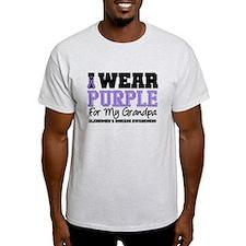 Alzheimer's Grandpa T-Shirt