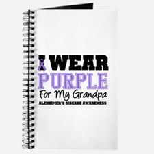 Alzheimer's Grandpa Journal