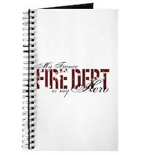 My Fiance My Hero - Fire Dept Journal