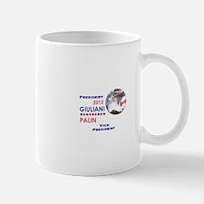 Giuliani Palin 2012 Mug