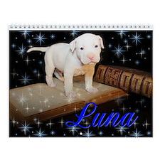 Luna, Los Lunas, NM Wall Calendar