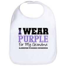 Alzheimer's Grandma Bib