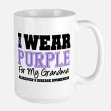 Alzheimer's Grandma Mug