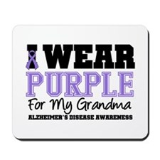 Alzheimer's Grandma Mousepad