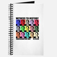 Witness to History, Inaugurat Journal