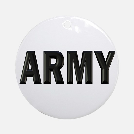ARMY Ornament (Round)