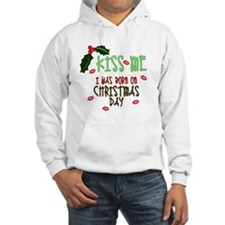 Born on Christmas Day Jumper Hoody