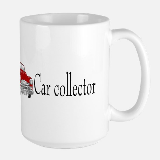 Car Collector Large Mug
