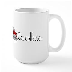 Car Collector Mug