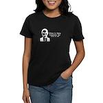 Witness to History, Inaugurat Women's Dark T-Shirt