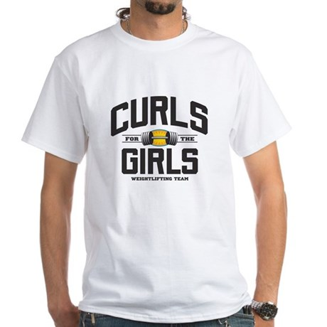 Curl for the Girls T-Shirt