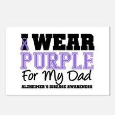 Alzheimer's Dad Postcards (Package of 8)