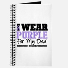 Alzheimer's Dad Journal