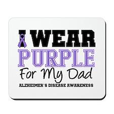 Alzheimer's Dad Mousepad