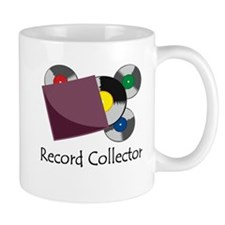 Record Collector Mug