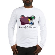 Record Collector Long Sleeve T-Shirt
