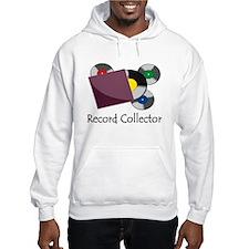 Record Collector Hoodie Sweatshirt