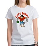 Bowling Falcon Women's T-Shirt