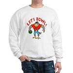 Bowling Falcon Sweatshirt