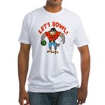 Bowling Falcon Fitted T-Shirt