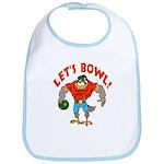 Bowling Falcon Bib
