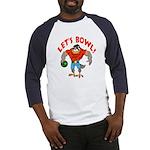 Bowling Falcon Baseball Jersey