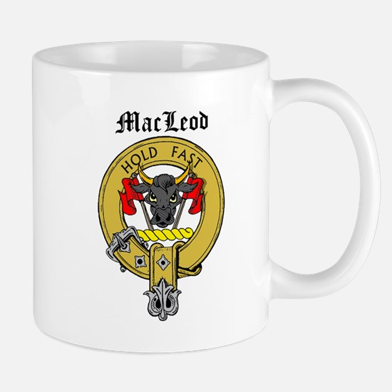 Clan MacLeod Mug