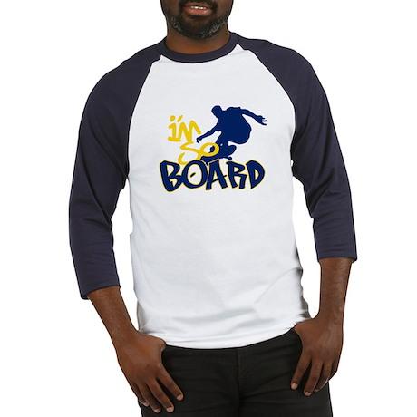 Im So Board Baseball Jersey
