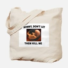 WHICH KILLS MORE ? Tote Bag