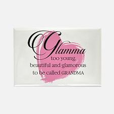 Glamorous Grandma Magnets