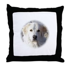 The Great Great Pyrenees - Throw Pillow