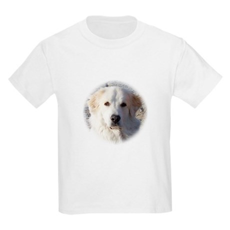 The Great Great Pyrenees - Kids Light T-Shirt