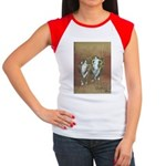 Hereford Diversity Women's Cap Sleeve T-Shirt