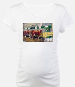 """Color of Money"" Hereford Shirt"