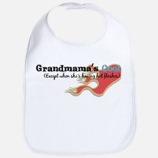 Grandmama's Hot Flashes Bib