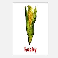 Husky Postcards (Package of 8)