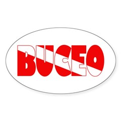 http://i3.cpcache.com/product/330561991/buceo_spanish_scuba_oval_decal.jpg?color=White&height=240&width=240