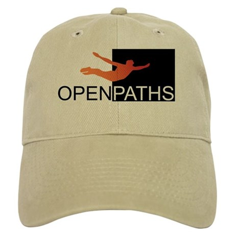OpenPaths Leap of Inspired Desire Cap (khaki)