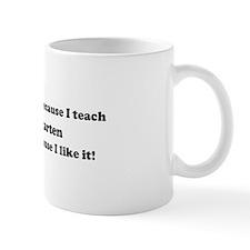 Kindergarten Crazy Mug