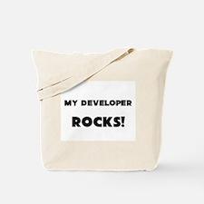 MY Developer ROCKS! Tote Bag