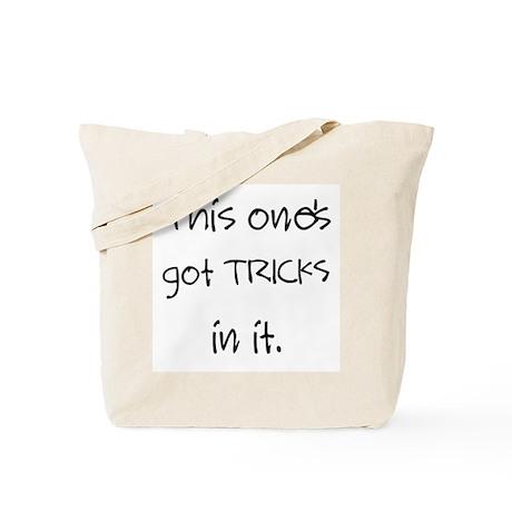 Tricks Tote Bag