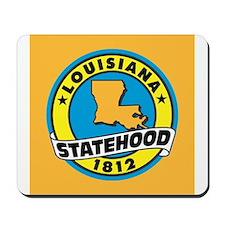Louisiana Pride! Mousepad